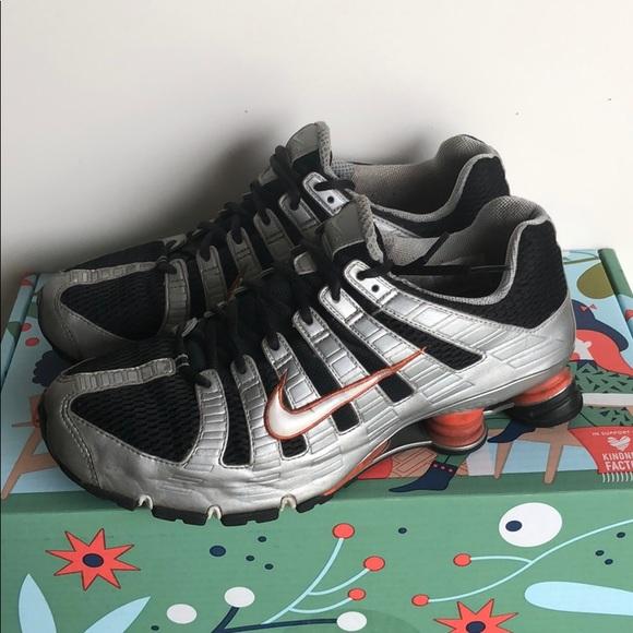Men's size 11.5 Nike Shox